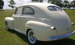 1946 Ford Sedan Hot Rod 1