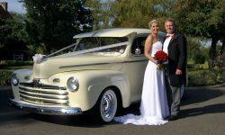 1946 Ford Sedan Hot Rod 3