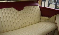 1946 Ford Sedan Hot Rod interior 1