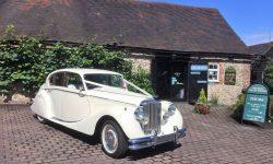 1950 MK V Jaguar in Ivory 7