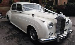1960 RR Silver Cloud II in White 5