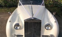 1960 RR Silver Cloud II in White 8