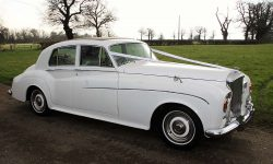 1964 Bentley S3 in White (WS)