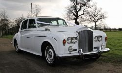 1964 Bentley S3 in White (WS2)