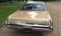 1969 Imperial in Gold 2