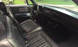 1969 Imperial in Gold (front interior)