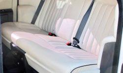 Rolls Royce Phantom facelift model in White interior new 1