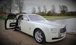 Rolls Royce Silver Ghost in White 6