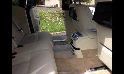 Rolls Royce Silver Ghost in White (Interior 1)