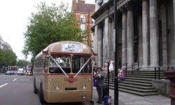 1953 London Transport AEC Regal 39 seater 6