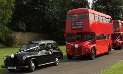 Classic Black Fairway with Routemaster