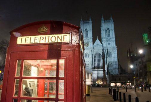 London Telephone Image