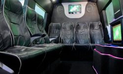 Merc Party Bus Interior 6