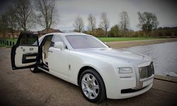 Rolls Royce Silver Ghost in White 6